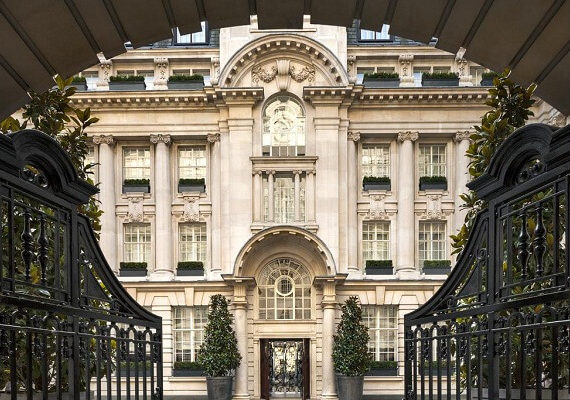 Rosewood London New Year's Eve 2020: Luxury New Year Celebrations with Party