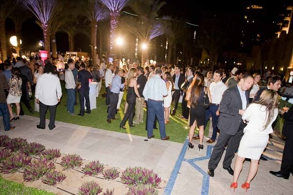 Fairmont the Palm New Year's Eve Party