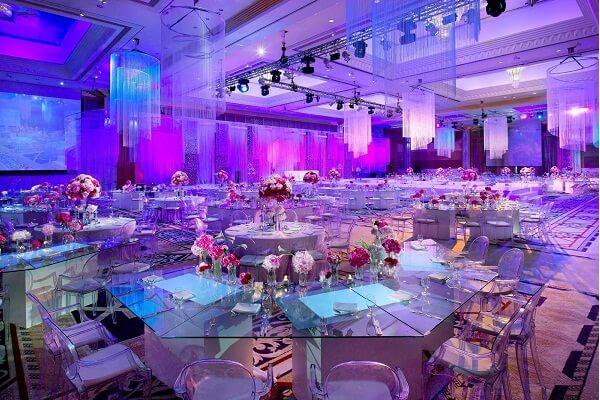 Gala Dinner at Grand Hyatt Dubai