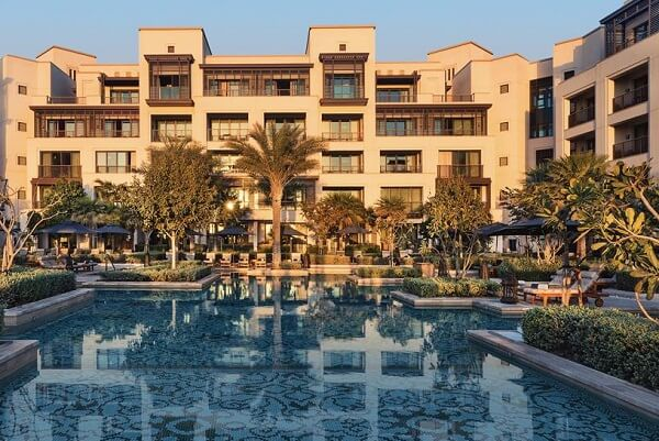 Adult Pool @ Jumeirah Al Naseem