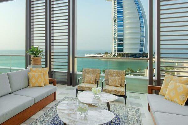 Royal Suite Terrace @ Jumeirah Al Naseem Dubai