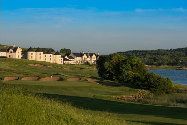 Lough Erne Resort co. Fermanagh