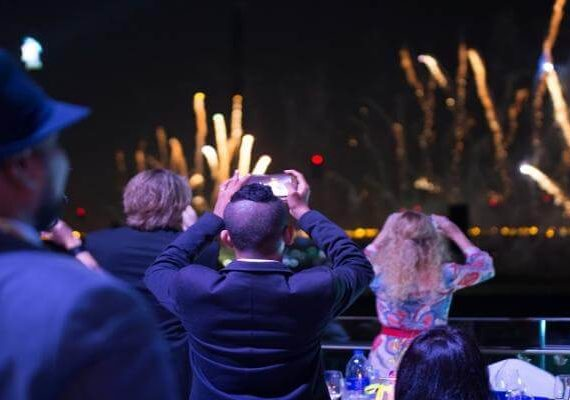 Meydan Hotel Dubai New Years Eve 2020: Celebrate A Magnificent NYE Party