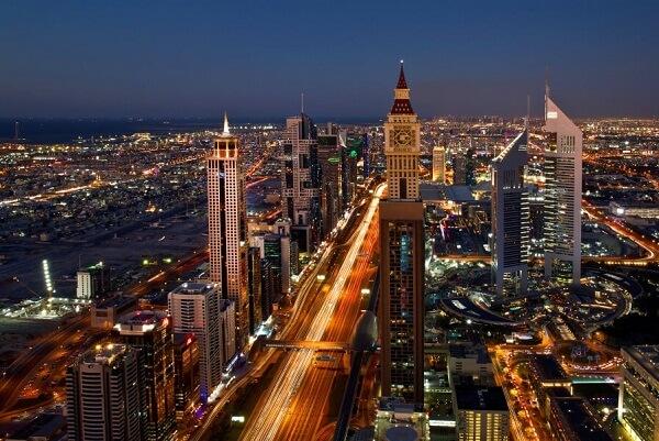 Millennium Plaza Hotel Dubai New Year's Eve