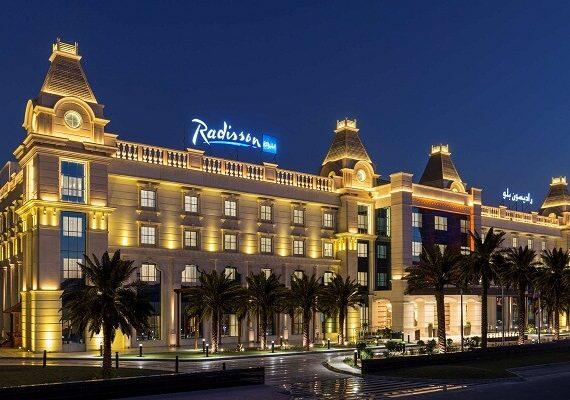 Radisson Blu Hotel Ajman New Year's Eve 2020: Best Luxury Hotel for Celebrations