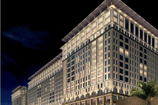 The Ritz-Carlton Dubai DIFC