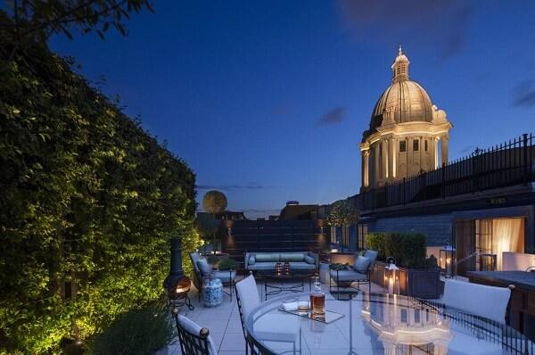 Terrace @ Rosewood Hotel London