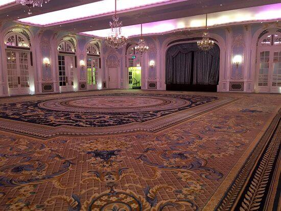 Grand Ballroom at The Savoy London