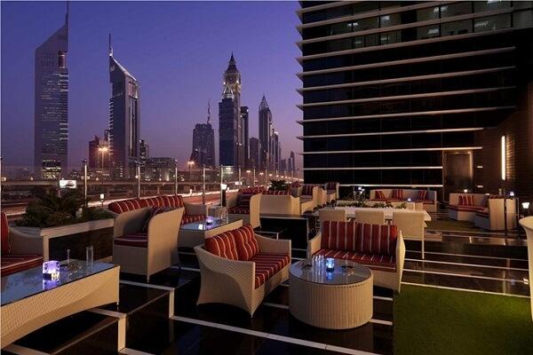 Voco Dubai New Year Party
