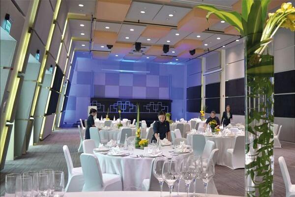 Voco Hotel Dubai NYE Dinner