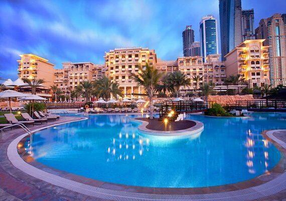 The Westin Dubai Mina Seyahi Beach Resort & Marina New Years Eve 2020