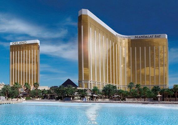 Delano Las Vegas New Years Eve 2020: Gala Dinner, Live Music, and Party