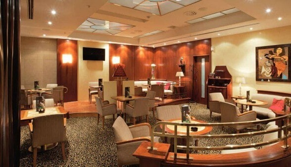 Duke's Bar and Cafe Prague @ InterContinental Prague