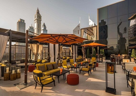 Four Seasons Hotel DIFC New Years Eve 2020: Best Hotel in Dubai for Party