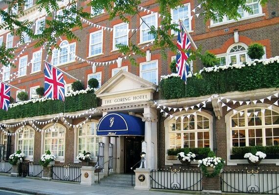 The Goring London New Year's Eve 2020: Delicious Dinner and Best Hotel to Spend Holiday