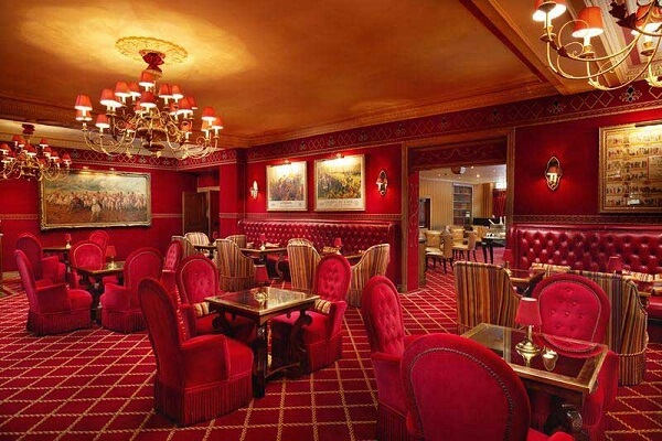 The New York Bar at The Rubens at the Palace London