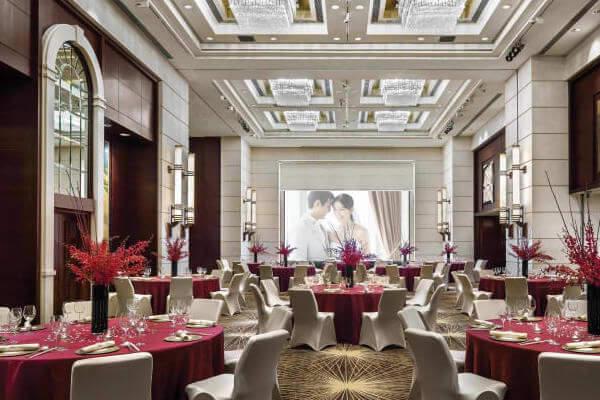 Ballroom at Cordis Hong Kong Hotel