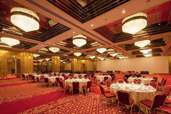 Ballroom at Sheraton Grand Doha Resort