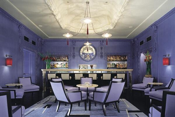 Blue Bar at The Berkeley London