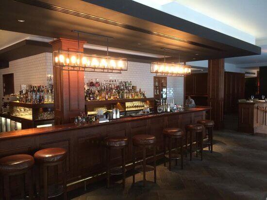 Blue Boar Bar at Conrad London St. James Hotel