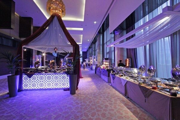Con Ballroom at Address Hotel Dubai Marina