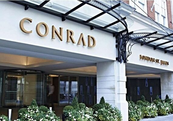Conrad London St. James New Year's Eve 2020: Dinner Menu, Prices, and More