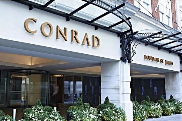 Conrad London St. James Hotel