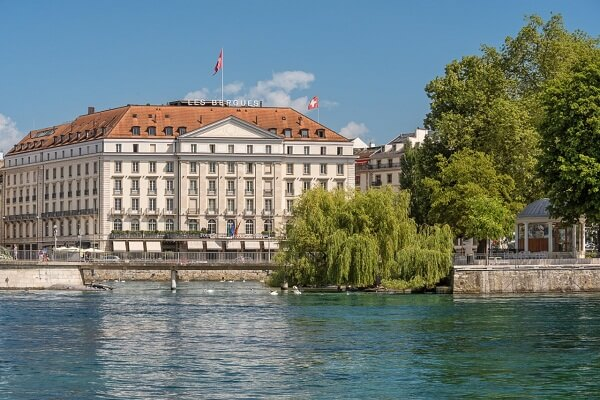 Four Seasons Geneva des Bergues