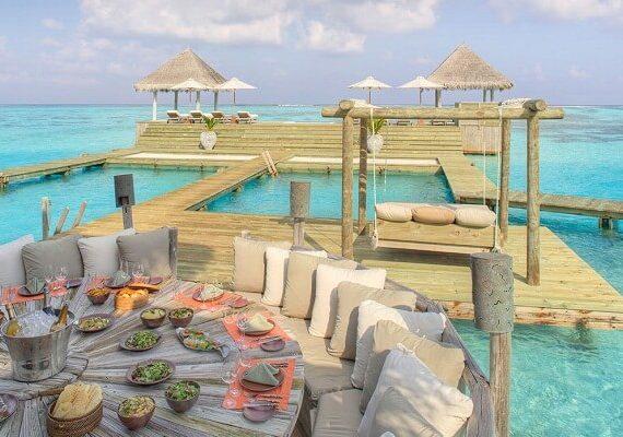 Gili Lankanfushi Maldives New Year's Eve 2020: Gala Dinner, Beach Party, and More