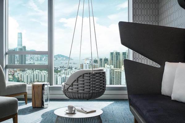 Guest Room at Cordis Hong Kong Hotel