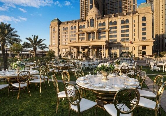 Habtoor Palace New Years Eve 2020: Best Way to Welcome New Year