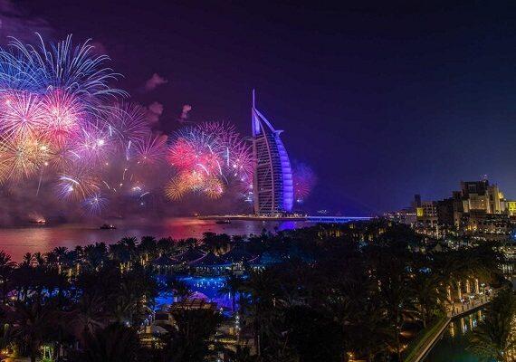 Jumeirah Mina A'Salam New Years Eve 2020: Celebrate and Enjoy New Year
