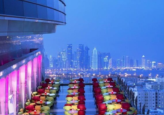 La Cigale Hotel Doha New Year's Eve 2020: Stylish Way to Celebrate New Year in Doha