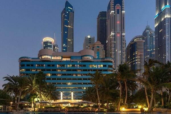 Le Meridien Mina Seyahi Resort Dubai