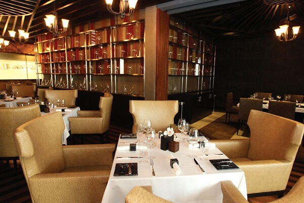 Marco Pierre White Steakhouse and Grill at Fairmont Abu Dhabi