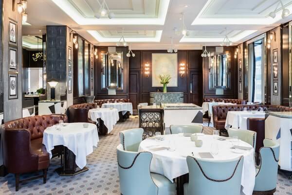 Marcus Restaurant at The Berkeley London