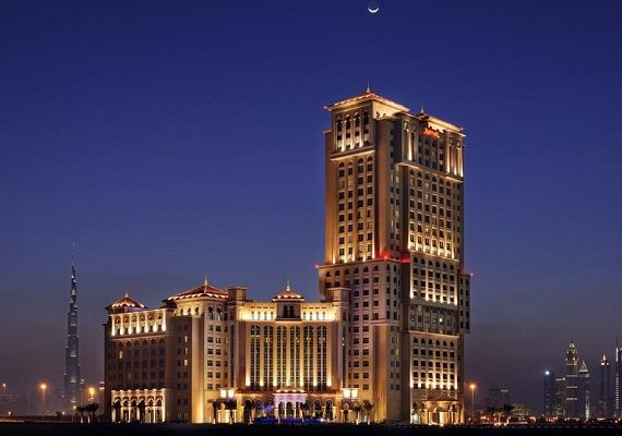 Marriott Hotel Al Jaddaf New Years Eve 2020: Celebrate New Year in Style