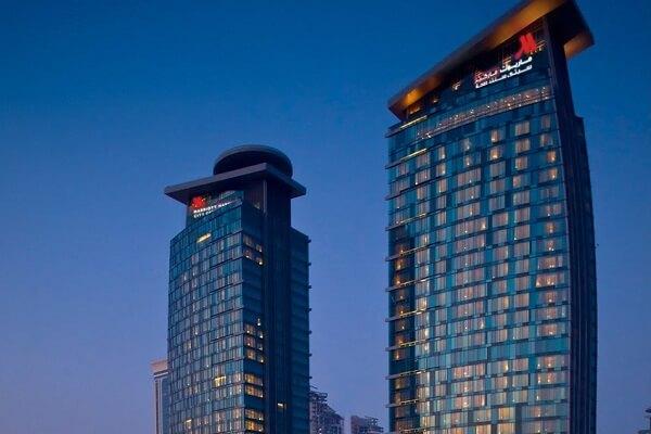 Marriott Marquis Doha Hotel