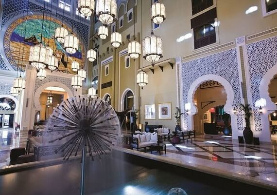 Mövenpick Ibn Battuta Gate Hotel Dubai New Years Eve 2020: Celebrate and Enjoy New Year