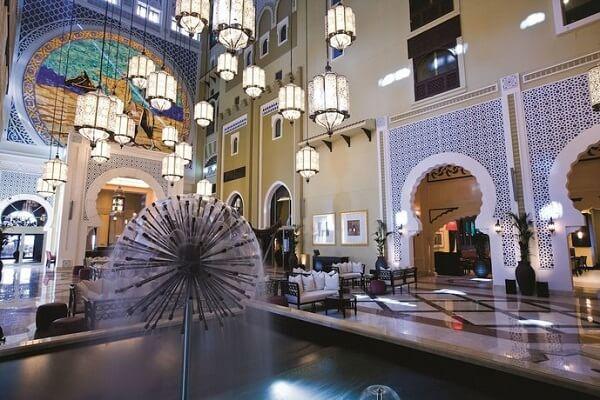 New Year Party at Movenpick Ibn Battuta Gate Hotel Dubai