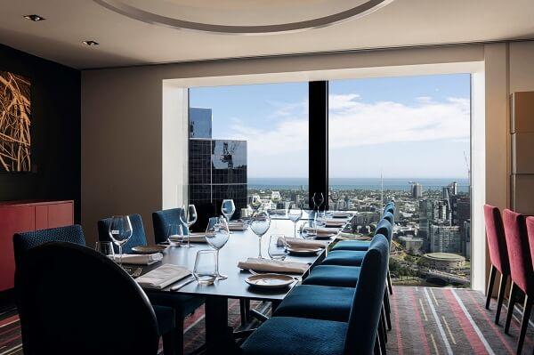 Restaurant No. 35 at Sofitel Melbourne on Collins