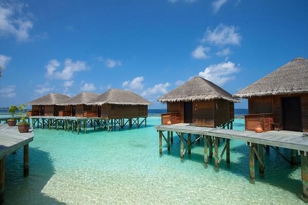 Overwater Villa at Vakarufalhi Island Resort