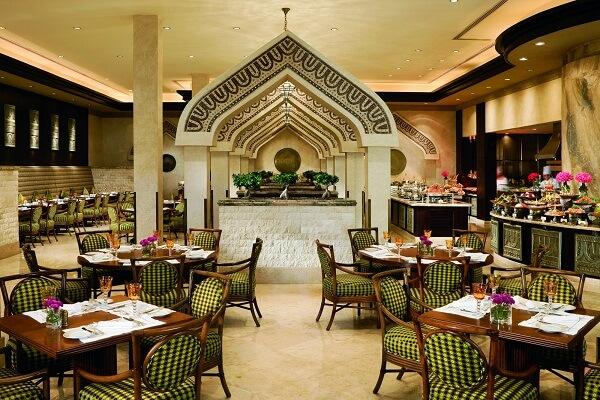 Restaurant at Sharq Village and Spa Doha