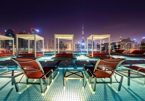 Canal Central Hotel Dubai New Years Eve 2020: Enjoy New Year Party and Event