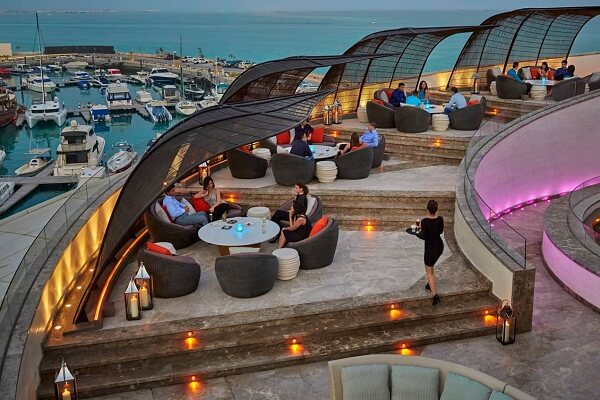 Rooftop at Four Seasons Hotel Doha
