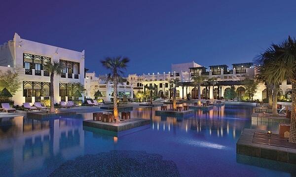 Sharq Village and Spa Doha