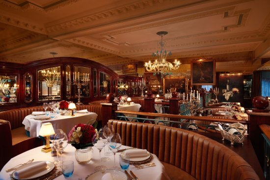 The English Grill at The Rubens at the Palace London