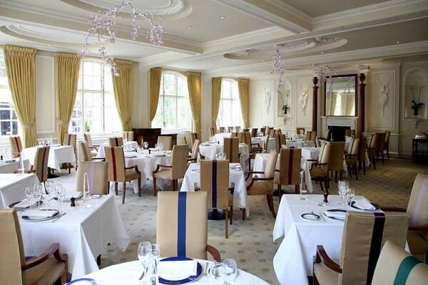 The Dining Room at The Goring Hotel London
