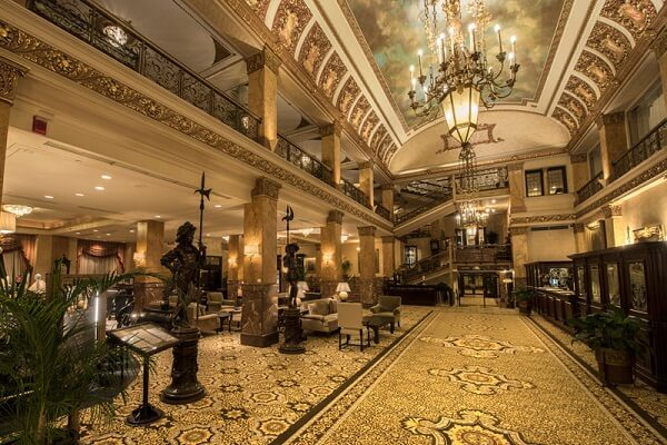 The Pfister Hotel Milwaukee WI