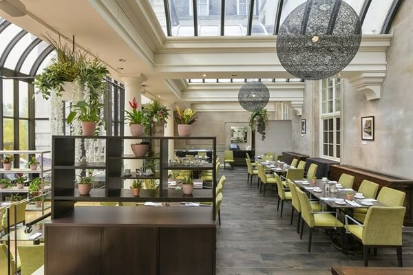 The Terrace Grill and Bar at Le Meridien Piccadilly
